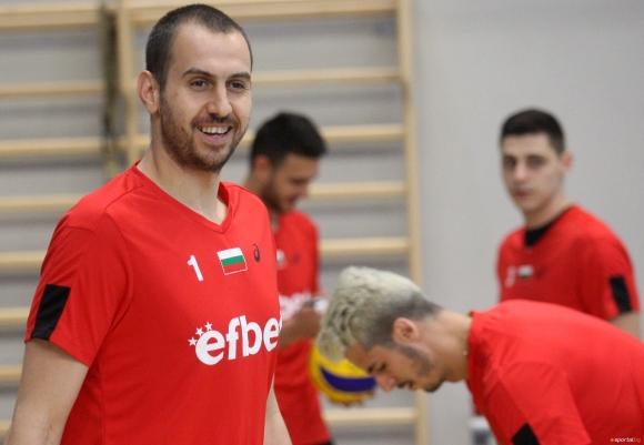 Георги Братоев: Имаме шансове да играем на финали в Лигата