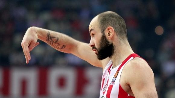 Спанулис с рекорд в Евролигата
