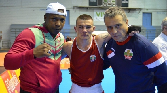 Русинов стигна финала в Испания