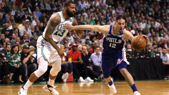 НБА призна за две грешки в ущърб на Филаделфия