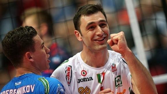 Страхотен Цветан Соколов изведе Лубе до финал в Шампионската лига (видео + галерия)