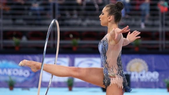 "Катрин Тасева спечели титлата в многобоя и взе приз ""Мария Гигова"""