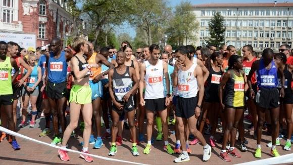 Дадоха начало на маратона на Варна