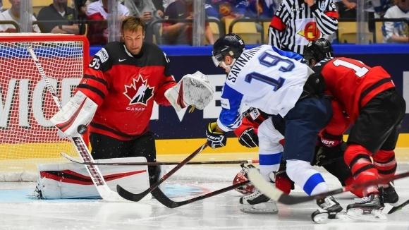 Финалндия нанесе тежък удар по амбициите на Канада