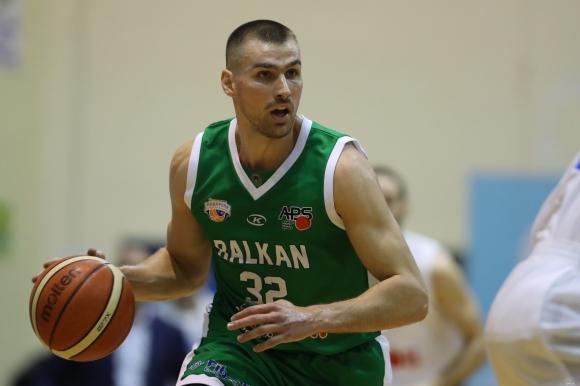 Балкан е финал в Националната Баскетболна Лига
