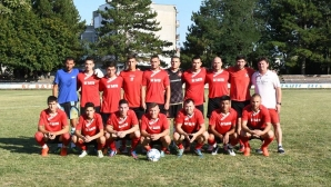 Кубрат 2016 с категорична победа над Ботев (Нови пазар)