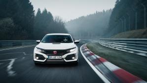 "Honda и зеленият ад - половин век на ""Нюрбургринг"""