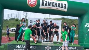 Наздраве за Бат Динко и приятели - регионален шампион на Фен Купа 2018 за Варна, Шумен и Добрич