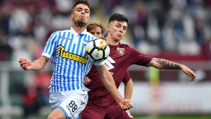 Торино игра честно и направи обрат срещу СПАЛ