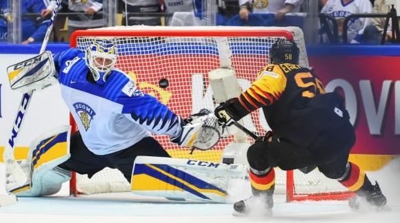 Германия изненада неприятно Финландия, Швеция продължи победния си ход