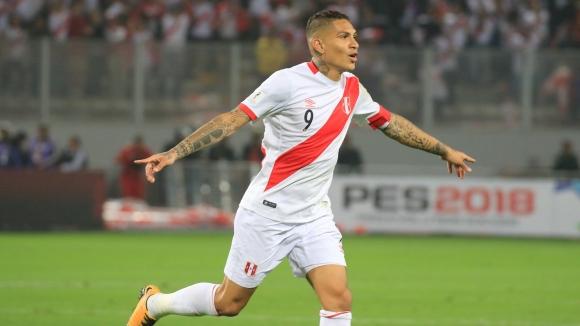 Перу включи Паоло Гереро в състава за Мондиал 2018
