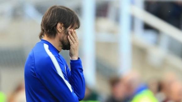 Антонио Конте: С тази игра нямаме шанс във финала с Манчестър Юнайтед