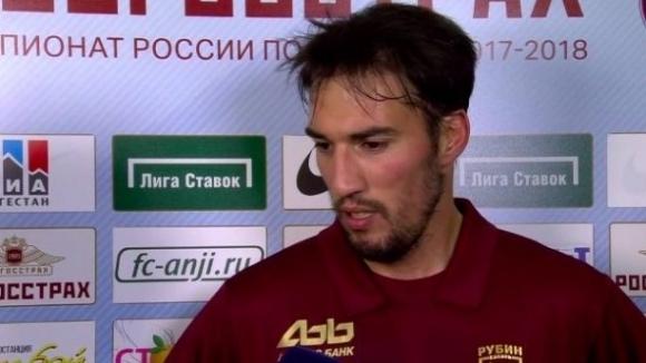 Ивелин Попов иска да остане в Рубин