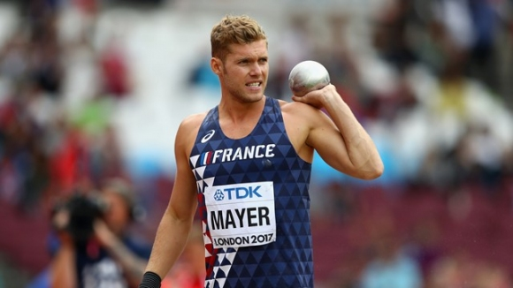 Майер започна с рекорд похода към европейската титла в десетобоя