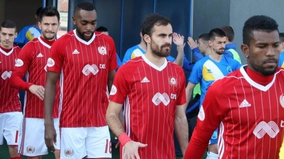 Групата на ЦСКА-София за последния мач с Левски