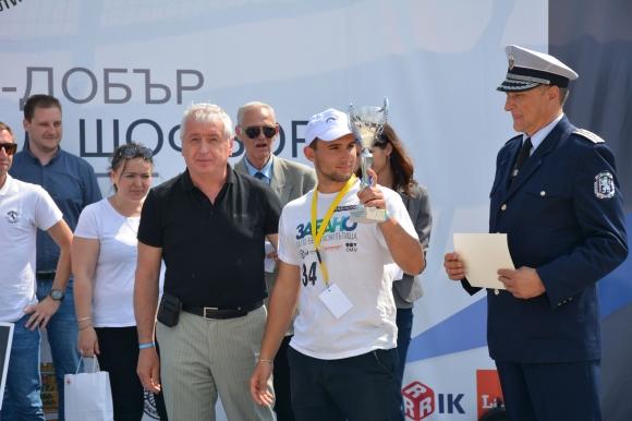 19-годишен е най-добрият млад шофьор на България за 2018 година