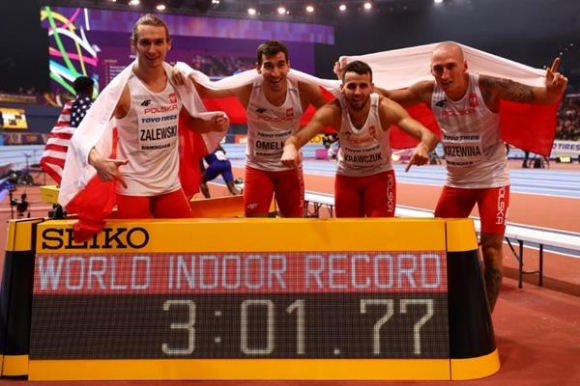 IAAF призна два световни рекорда