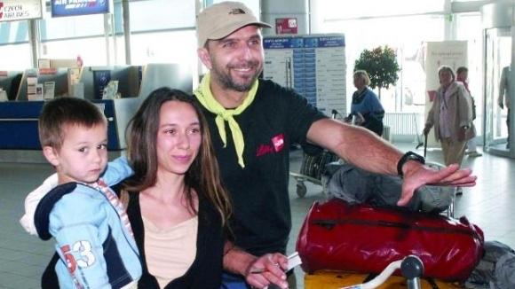 Жената до Боян: Ако е загинал, искам да остане в планината