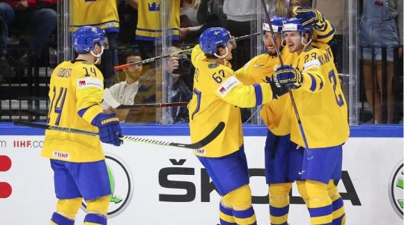 Швеция победи Русия за първи път от 14 години