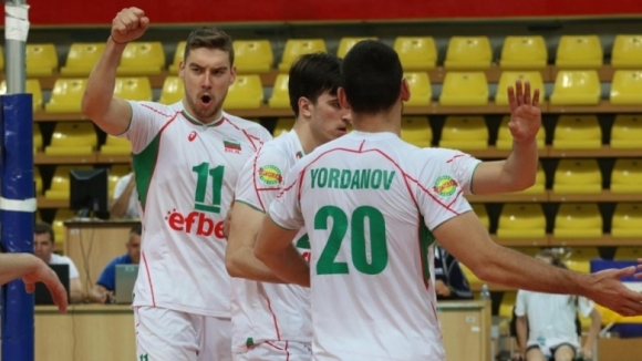 Още един волейболист се присъедини към националния отбор