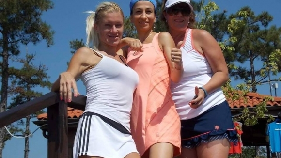 Рекорден брой тенисисти в турнира на Weekend Tour в Созопол