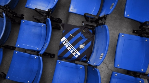 Интер представи новия си екип (снимки)