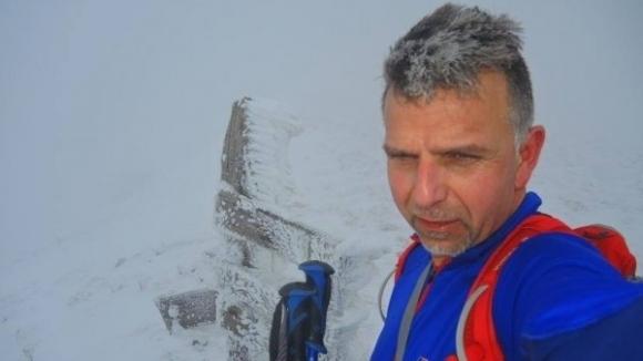 Преди експедицията: Боян Петров - за мечтите и силата на духа