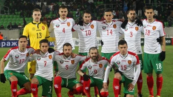 България се придвижи с една позиция нагоре в ранглистата на ФИФА