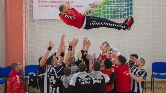 Локо (Варна) поведе във финалната серия за титлата