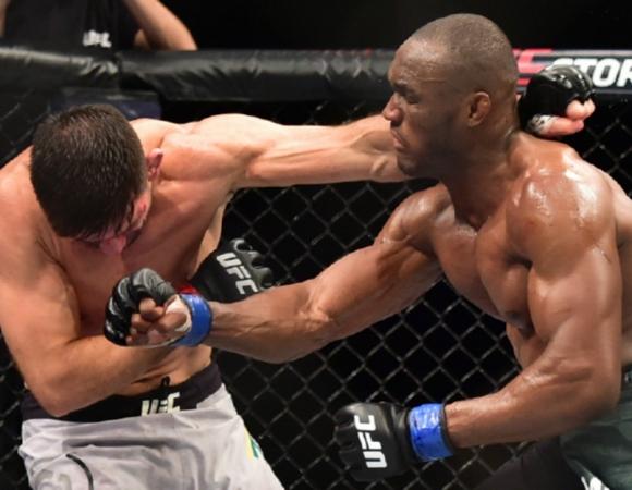 Камару Усман победи Демиън Мая на UFC Fight Night 129 (видео + снимки)