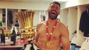 Бардзали: Наполи също заслужаваше титлата, но ние бяхме малко по-силни