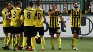 Ботев (Пловдив) нанесе нова загуба на Верея, Стивън Петков пак блести (видео)