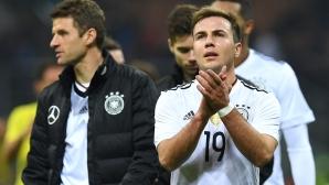Жокерът на Бундестима няма да играе на СП (групата на Германия)