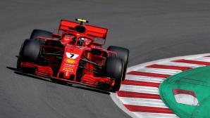 Райконен ще се размине със смяна на двигател за Монако