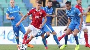 Десподов: Не се утешаваме с победа срещу Левски