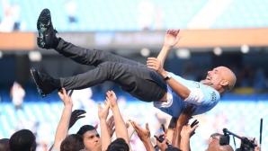 Гуардиола: Бих предпочел да защитим титлата си пред това да спечелим ШЛ