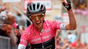 Саймън Йейтс увеличи преднината си в Обиколката на Италия