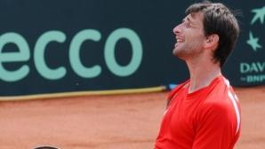 Александър Лазов отпадна във втория кръг в Италия