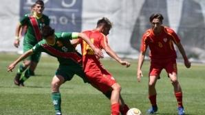 Играчи на Шефилд У и Вердер бележат за юношите на България срещу Македония
