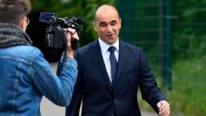 Роберто Мартинес подписва нов договор като селекционер на Белгия