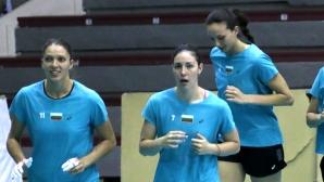 Лора Китипова: Мястото ни е сред най-силните отбори (видео)