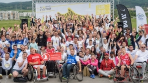 Над 1000 души се включиха в маратона с кауза в София
