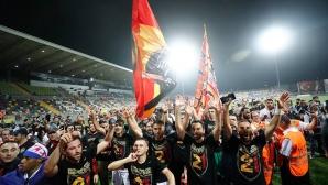 Галатасарай удари Гьозтепе и стана шампион на Турция за 21-и път