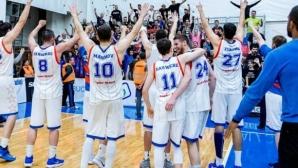 Павел Маринов отбеляза 7 точки при загуба на Стяуа