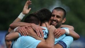 Дунав се надъхва за обрат над Етър с Рома - Барселона