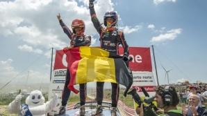 Нювил измести Ожие от върха във WRC с победа в Португалия