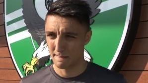 Юноша на Лудогорец: Трябва да се доказваме пред треньора