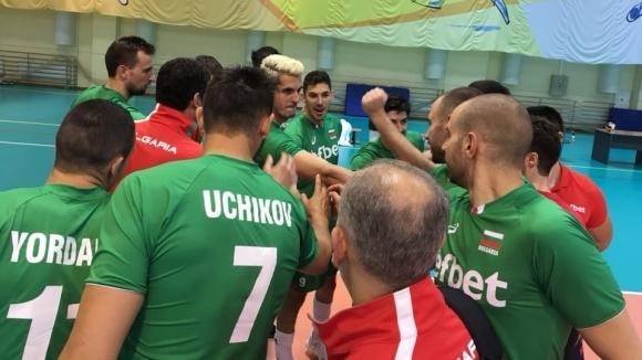 България стартира в Лигата на нациите срещу Китай