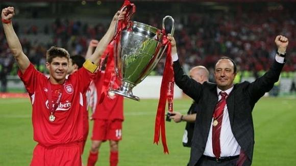 Бенитес: Сегашният отбор на Ливърпул е по-добър от онзи, който спечели в Истанбул