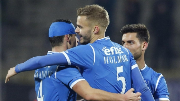 Холмар очаква тежък мач срещу Черно море